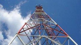 Вышки сотовой связи ЛЭП