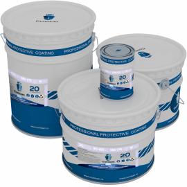 CUMIXAN COLOR ST (КУМИКСАН КОЛОР СТ) антикоррозионная акриловая грунт-эмаль