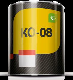 Термостойкий кремнийорганический лак КО-08