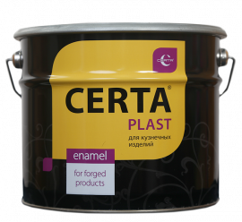 Кузнечная краска Certa-Plast