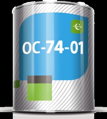 ОС-74-01 химстойкая органосиликатная композиция